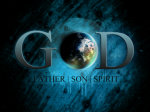 Picture word GOD