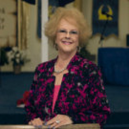 Pastor Betty Sherrick